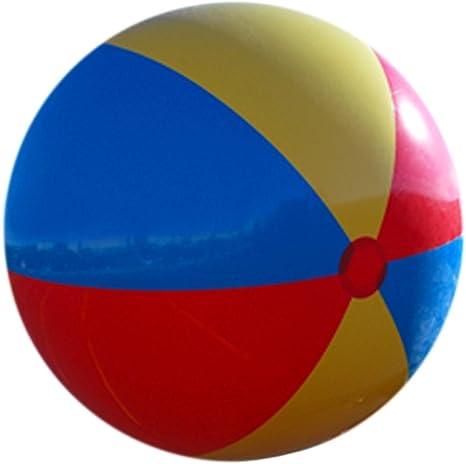 Amazon.com: Bigmouth Inc Gigantic 12-Feet playa bola: Toys ...