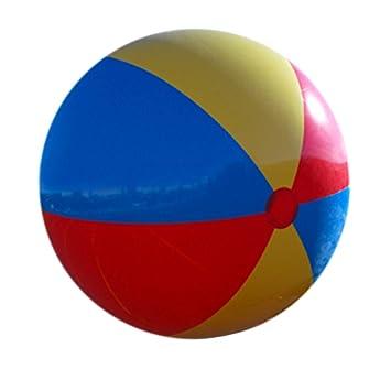 BigMouth Inc BM1368 - Bola de playa gigante: Amazon.es: Juguetes y ...