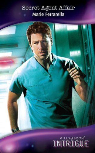 Download Secret Agent Affair Mills Boon Intrigue The Doctors
