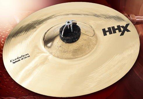 Sabian/HHX Evolution Splash 10 HHX-10EVSP-B【セイビアン】 B00V4OQO6A