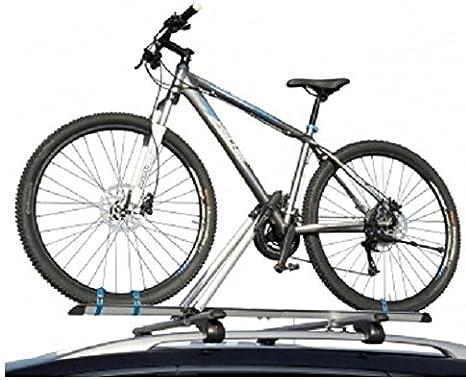 Fischer Fahrradträger Dachträger Für 1 Fahrrad Relingträger Mountainbike Auto