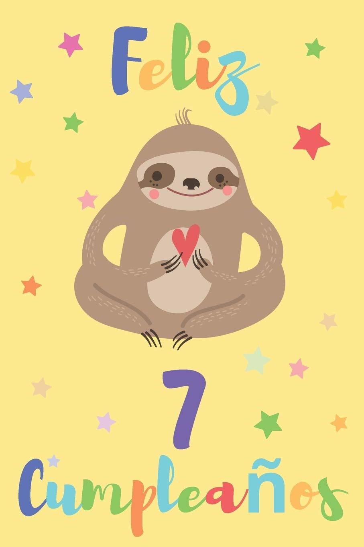 Amazon.com: Feliz 7 Cumpleaños: Regalo para Niños o Niñas de ...