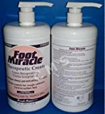Foot Repair Cream Practitioners Strength Foot Miracle, 32 oz