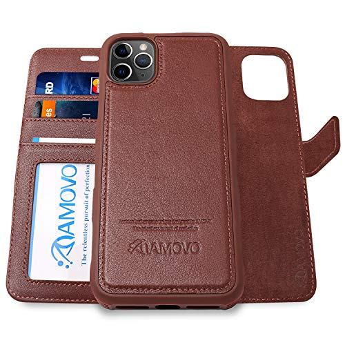 AMOVO Leather Case for