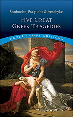 Five great greek tragedies dover thrift editions sophocles five great greek tragedies dover thrift editions sophocles euripides aeschylus 0800759436200 amazon books fandeluxe Image collections