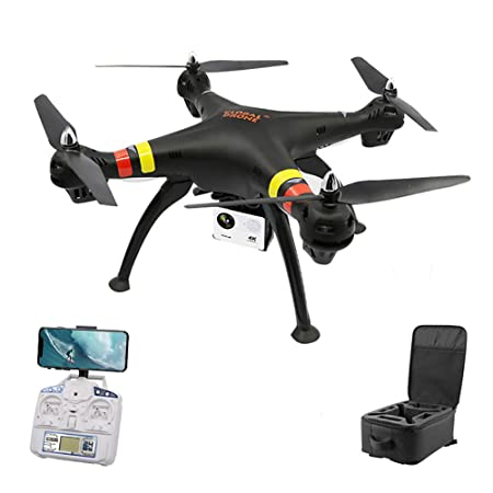 Four Drone Quadcopter con cámara 4K HD 1200 píxeles, coreografía ...