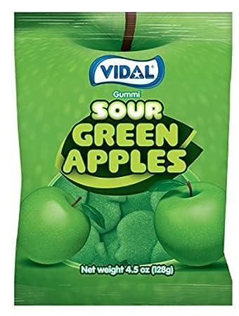 Image result for vidal sour apple slices