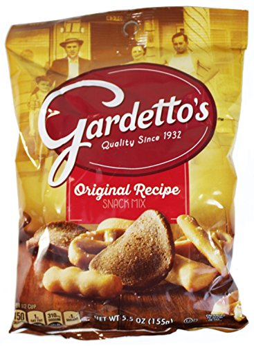 Gardetto's Original Recipe Snack Mix, 5.5 Oz Single Serve Bags (Pack of 7) by Gardetto's (Image #4)