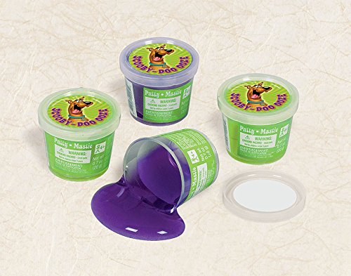 Ooze Putty Favor | Scooby-Doo Collection | Party Accessory