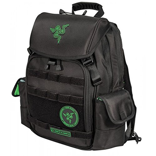 MobileEdge Tactical Gaming Backpack (RAZERBP15) by Unknown