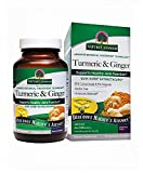 Cheap Nature's Answer Extracaps Turmeric and Ginger Vegetarian Capsules, 90-Count
