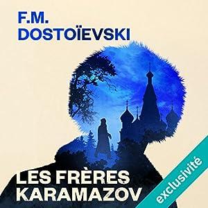 Les Frères Karamazov   Livre audio