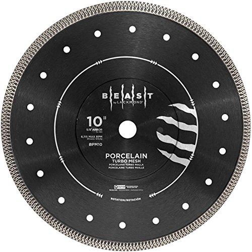 10 circular wet saw blade - 4