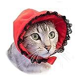 necos Nekosu mysterious forest of party bonnet (Red)