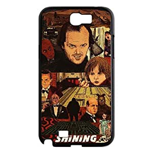 XOXOX Customized Cell phone Cases of The Shining 2 Phone Case For Samsung Galaxy Note 2 N7100 [Pattern-2]