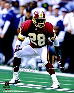 Darrell Green Signed - Autographed Washington Redskins 8x10 inch Photo - Guaranteed to pass PSA or JSA