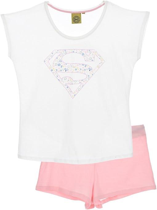 Superman Pelele para Dormir para Mujer