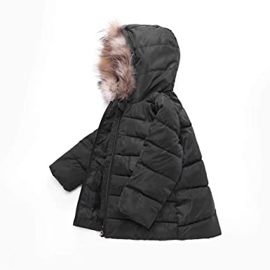 Amazon.com: NUWFOR Outerwear Faux Hooded Womens Zipper Warm Down Parka Quilted Puffer Coat Pocket for Winter/Full White: Sports & Outdoors