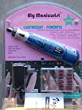 Vogue Professional Rechargeable Cordless Nail File Drill Manicure Pedicure ...