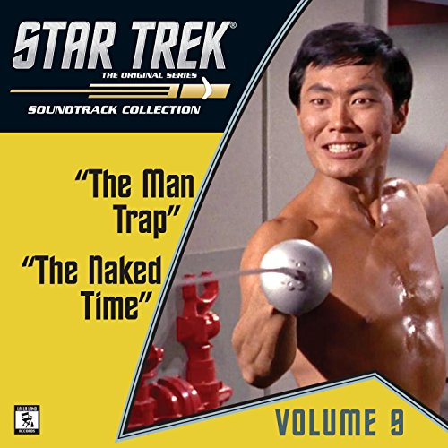 Star Trek: The Original Series 9: The Man Trap / The Naked Time (Television Soundtrack)