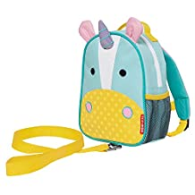 Skip Hop Zoo Safety Harness, Unicorn, Multicolor