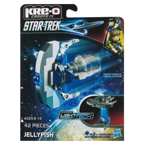 KRE-O Star Trek Jellyfish Construction Set (A3371) (Star Trek Store)