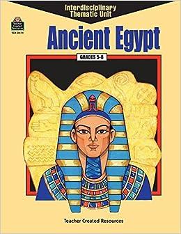 Ancient Egypt (Interdisciplinary Units Series) by Michelle Breyer (1996-09-01)