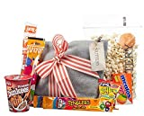 The Nuttery Pouch Bag Camp Care Package Filled with Sweet Candies