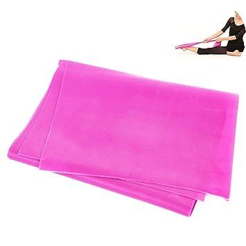 CWDXD Yoga Strap Bandas de Resistencia Bandas de bucles de ...