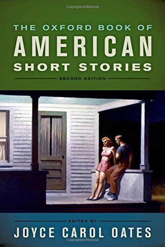 2013 School Books - The Oxford Book of American Short Stories