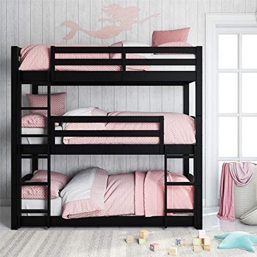 Dorel Living Sierra Triple Floor Bunk Bed