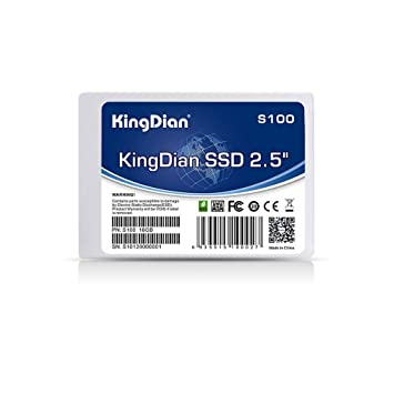 MeterMall Caliente para KingDian SSD SATA3 Disco Duro HD de 2,5 ...