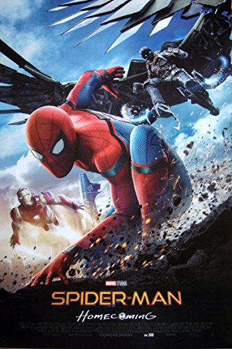 Spider Man Homecoming  - Marvels Movie Poster