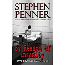 By Reason of Insanity: David Brunelle Legal Thriller #3 (David Brunelle Legal Thriller Series)