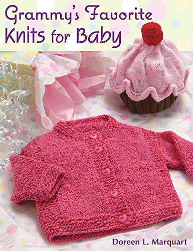 - Martingale & Company Grammy's Favorite Knits For Baby
