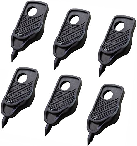- Mini Skater 6 PCS Black Color 4mm Mini Drip Irrigation Hole Punch Tool (6)