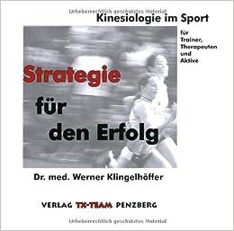Kinesiologie Im Sport Strategie Fur Den Erfolg Livre En