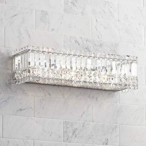- Modern Wall Light Cut Crystal Columns 23