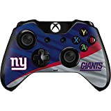 NFL New York Giants Xbox One Controller Skin - New York Giants Vinyl Decal Skin For Your Xbox One Controller