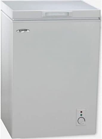 ROMMER CH 152 A+ - Congelador (Baúl, 140 L, 6,6 kg/24h, N-ST, A+ ...