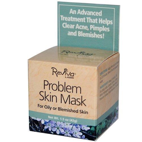 Reviva Labs Reviva Labs problème peau masque, 1,5 once