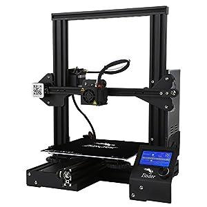 Creality Ender-3 3D Printer Economic Ender DIY Kits with Resume Printing Function V-Slot Prusa I3 220x220x250mm by Creality 3D