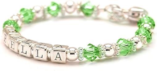 Girl S Charm Bracelets Amazon Com