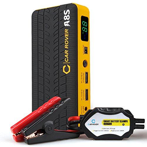 Best Portable Car Battery Jumper - 7