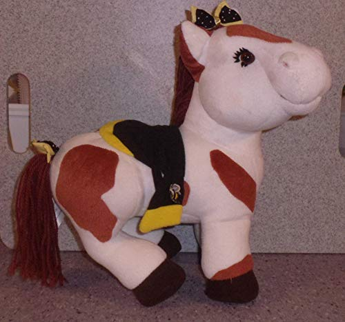 Cabbage Patch Pinto Pony with Bumblebee Saddle