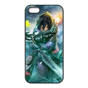 Kirito Sword Art Online Anime1 iPhone5s Cell Phone Case Black Gift pjz003_3137493