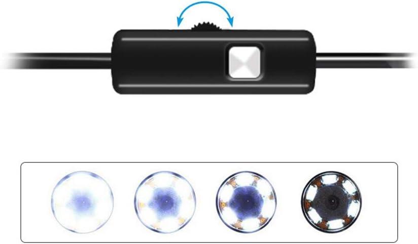 Endoscope 3 en 1 Cam/éra dinspection USB de type C pour cam/éra industrielle HD Endoscope /étanche