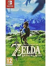 The Legend Of Zelda Breath Wild (Nintendo Switch)