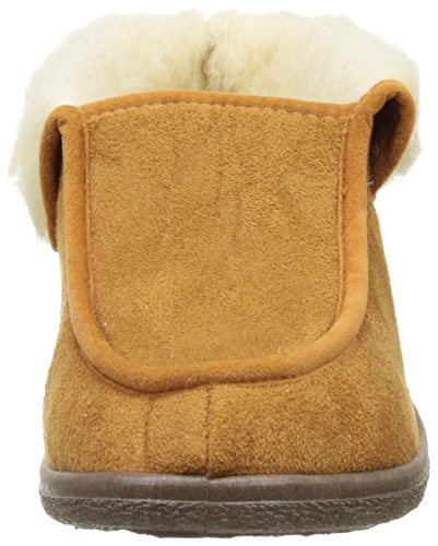 Orange, Chaussons Bas Femme, Beige (Chamois), 41 EURondinaud