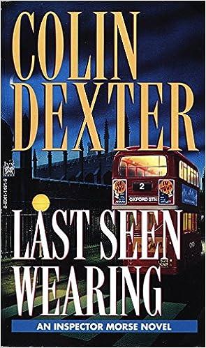 Image result for colin dexter novels